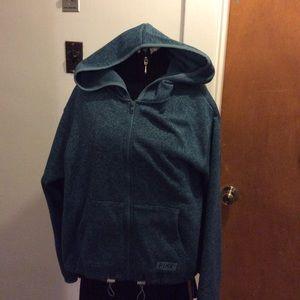 Teal VS hoodie